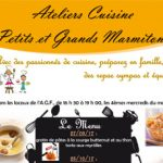 """Atelier parents-enfants : """"Petits et grands marmitons"""""""