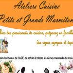 """Atelier cuisine """"Petits et grands marmitons"""""""