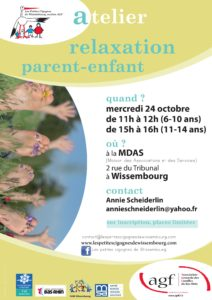 Atelier relaxation (11-14 ans)