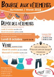Bourse aux vêtements à Strasbourg