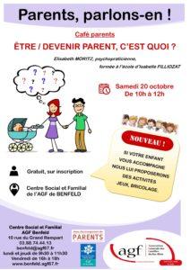 Etre/devenir parent, c'est quoi ?