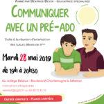 Communiquer avec un pré-ado