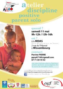 Atelier de discipline positive parent solo