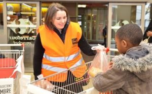 Partenariat avec la Banque Alimentaire du Bas-Rhin pour la collecte nationale