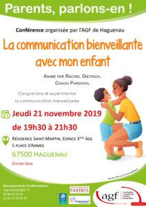 Conférence « La communication bienveillante »