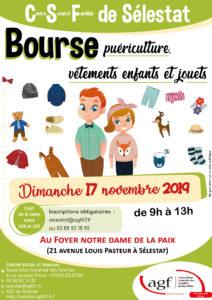 Bourse puériculture, vêtements enfants et jouets