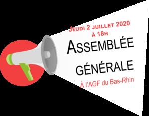 Programme de l'assemblée générale