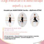 Stage d'initiation à la danse classique