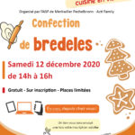 Atelier cuisine confection de bredeles