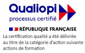 Notre organisme de formation a reçu la certification Qualiopi !