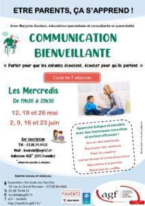 Être parents, ça s'apprend : communication bienveillante