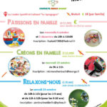 Atelier parents-enfants : Relaxation (pour les 2-5 ans)