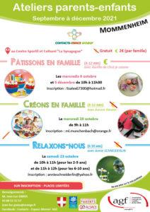 Atelier parents enfants « Créons en famille »