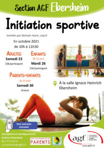 Initiation sportive (adultes)